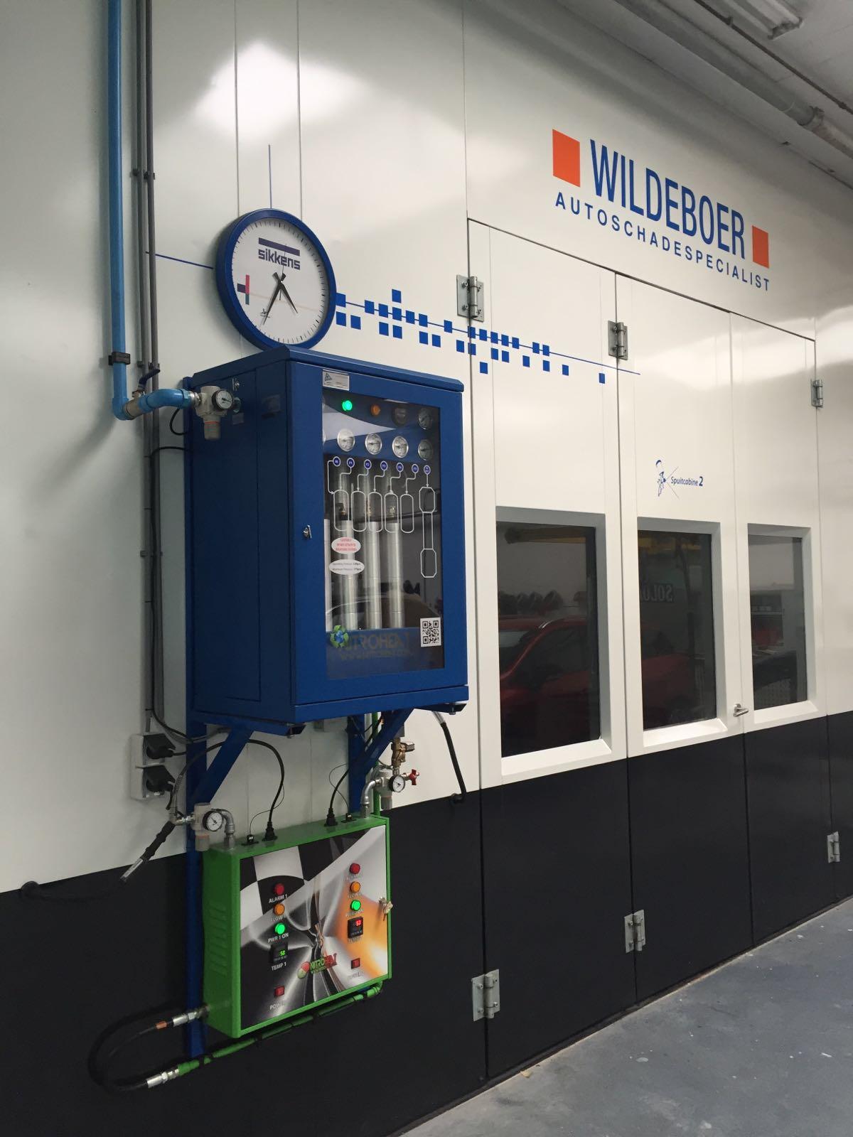 Nieuwe innovantie bij Wildeboer: Nitroheat